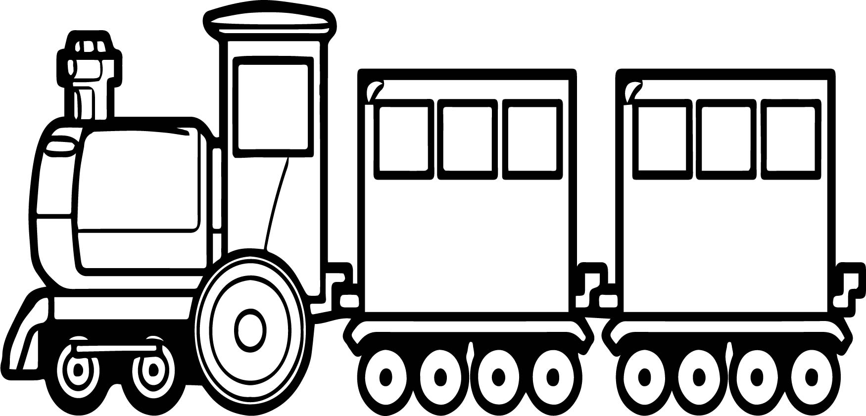 simple train coloring page free printable train coloring pages for kids cool2bkids coloring page train simple