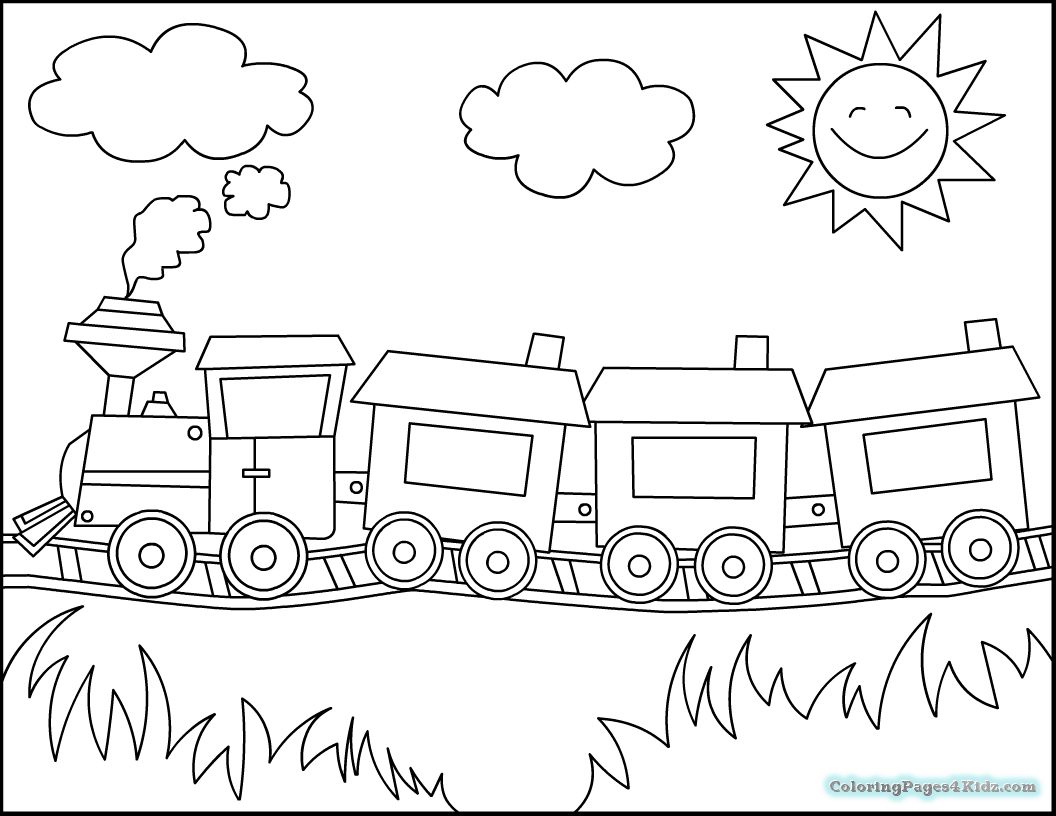 simple train coloring page google image result for httpthomasthetraincoloringpages page coloring simple train