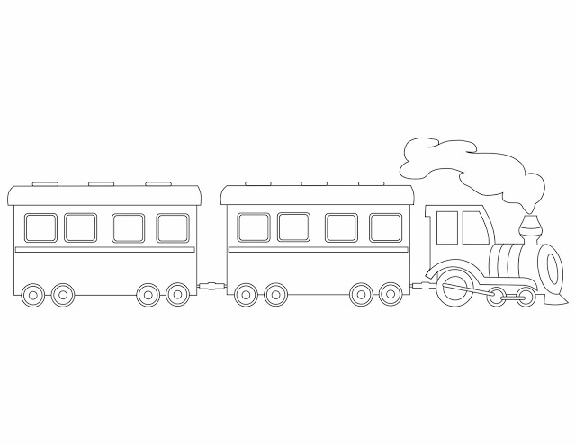 simple train coloring page train coloring pages free download on clipartmag simple page coloring train