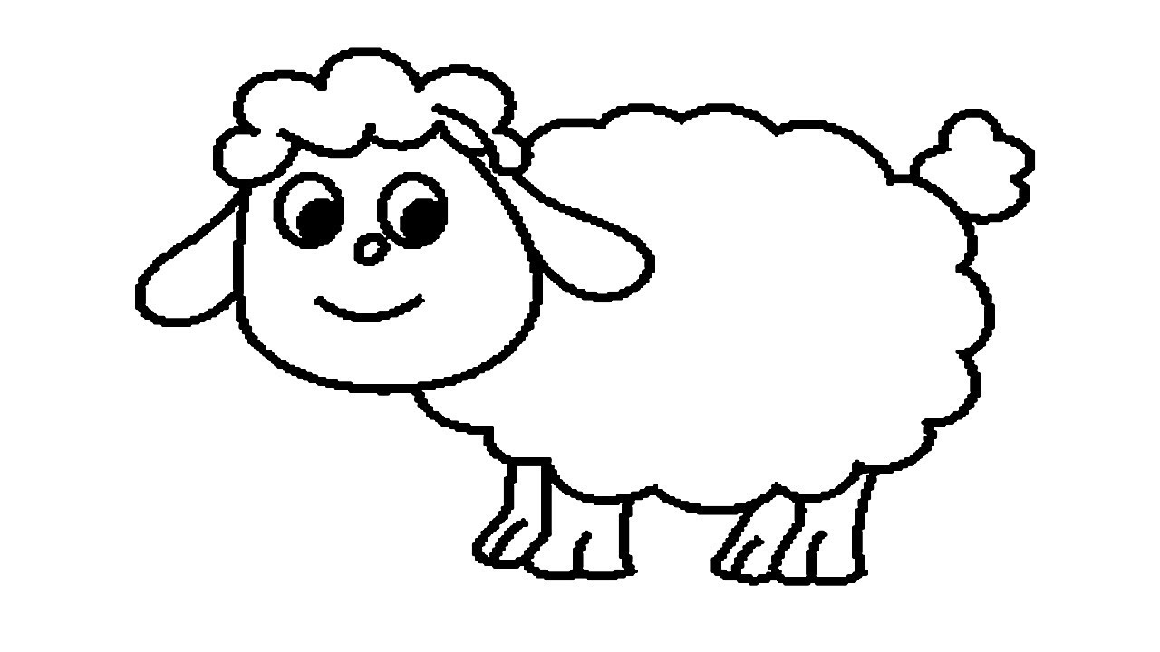 sketch of a sheep how to draw a sheep graficznie sketch of a sheep