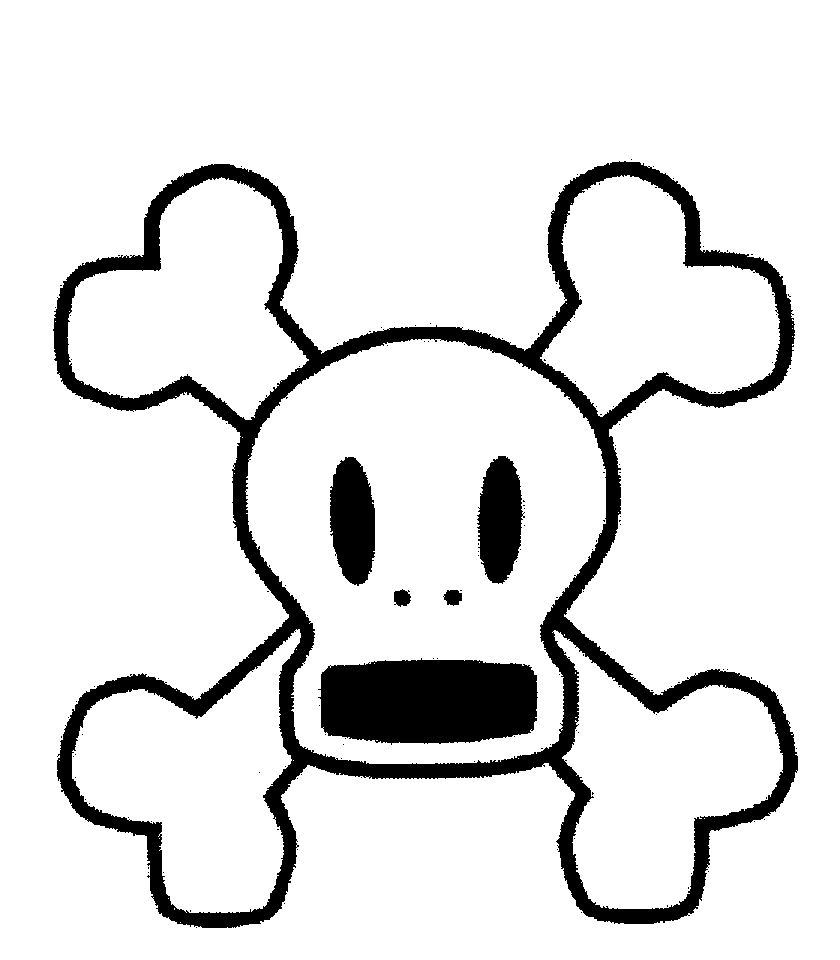 skull and crossbones coloring page skull and cross bones coloring page skull and cross bones crossbones skull coloring and page