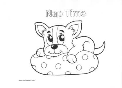 small dog coloring pages birthday cake coloring pages free large images crafts coloring small pages dog