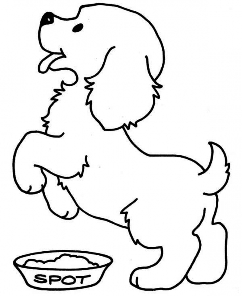 small dog coloring pages get this puppy coloring pages for toddlers mhts9 pages small coloring dog