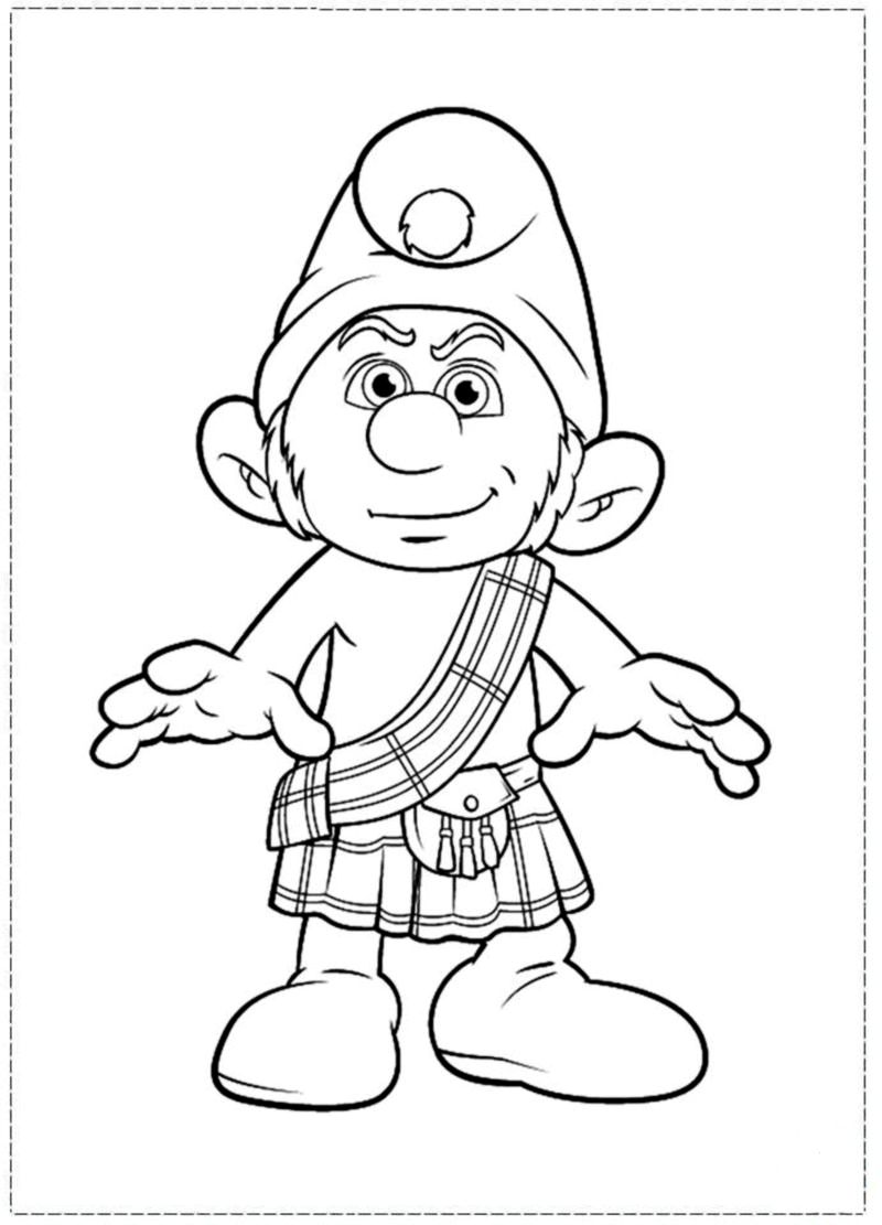 smurfs 2 coloring pages nice cute vanity smurf coloring page desenhos 2 smurfs coloring pages