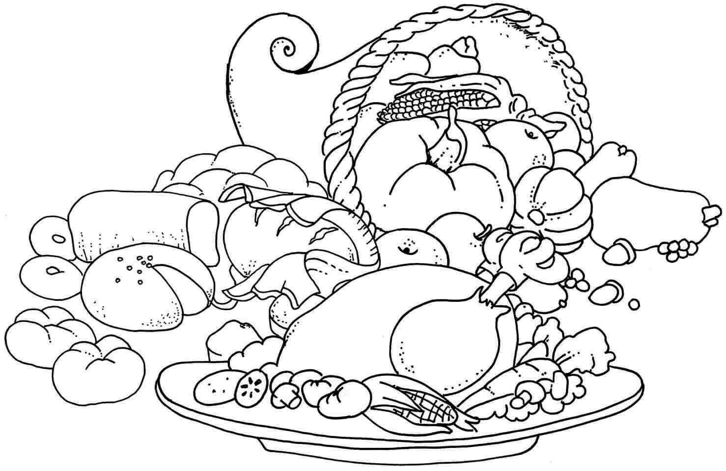 snack coloring pages get this cute food coloring pages 73bbd snack coloring pages
