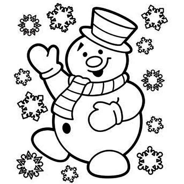 snowman for coloring coloring page snowman hd coloring page base coloring for snowman