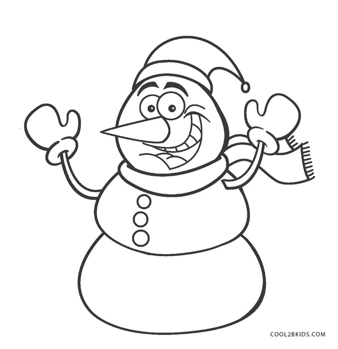 snowman for coloring free printable snowman coloring pages for kids coloring snowman for