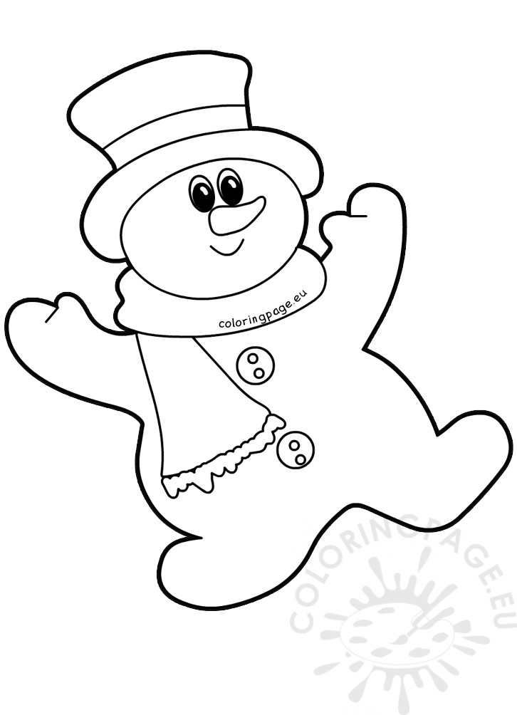 snowman for coloring snowman hanging ornaments christmas tree coloring page for coloring snowman