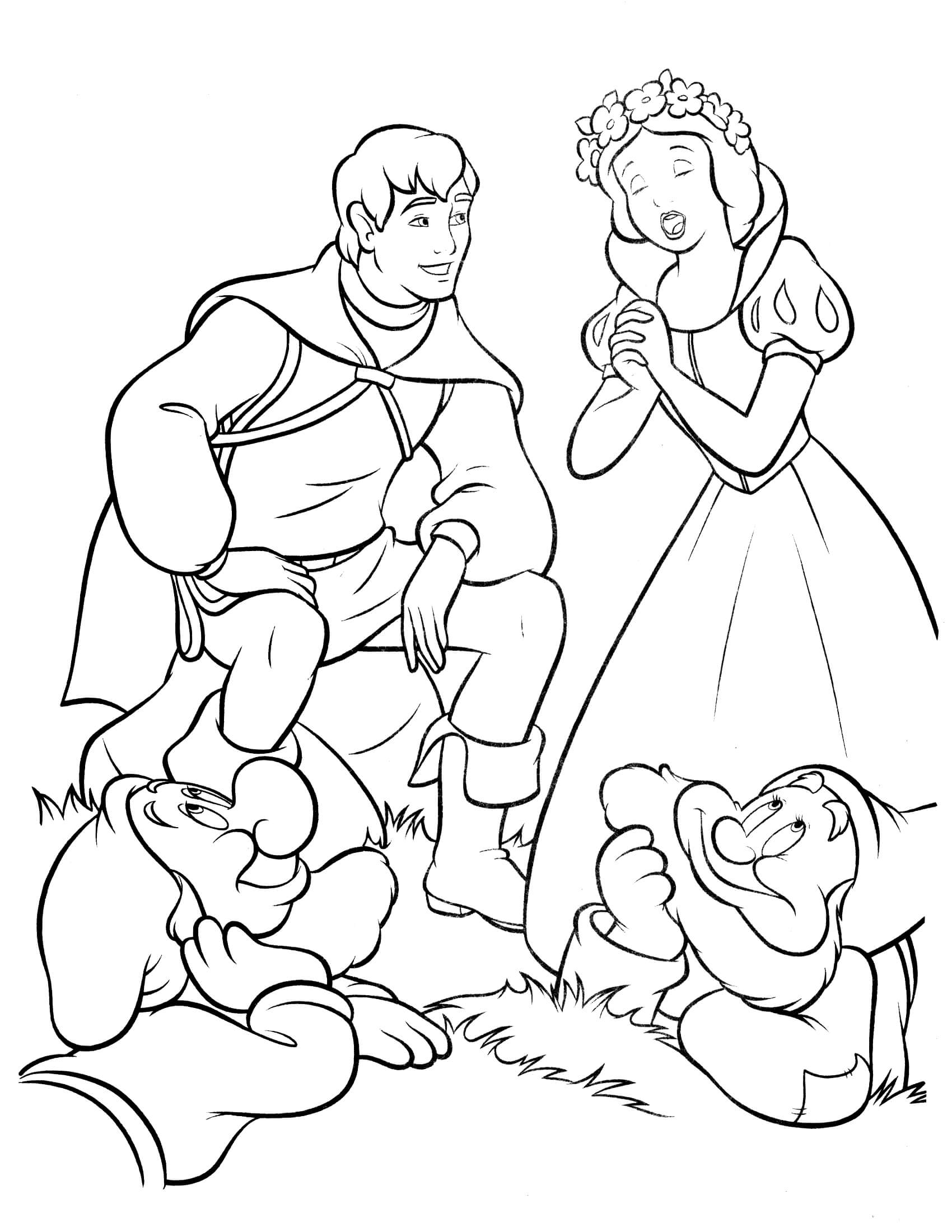 snowwhite coloring snow white coloring pages download and print snow white snowwhite coloring