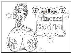 sofia coloring games sofia the first coloring pages coloring sofia games