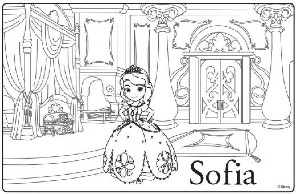 sofia pictures to color free coloring pages sofia the first coloring pages pictures sofia color to