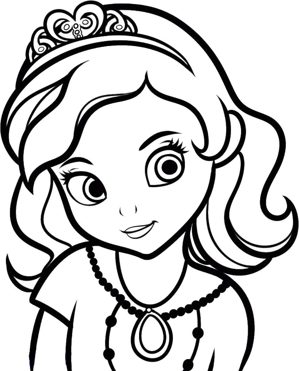 sofia pictures to color sofia coloring page coloring home to pictures sofia color