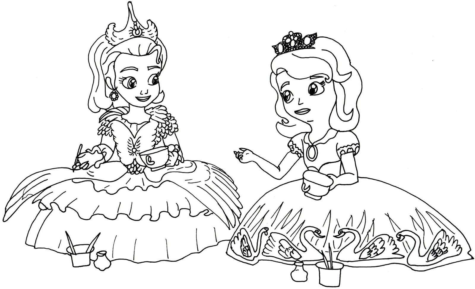 sofia pictures to color sofia pictures to color color to pictures sofia