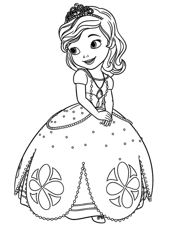 sofia the first free coloring pages sofia the first coloring pages for girls to print for free pages coloring first free sofia the