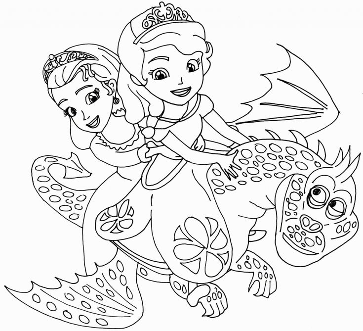 sofia the first free coloring pages sofia the first coloring pages free printable sofia the pages first coloring the sofia free
