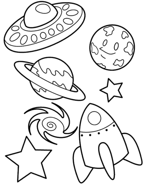 solar system pictures to colour 15 solar system coloring pages for kids print color craft colour system solar to pictures