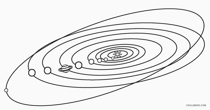 solar system pictures to colour free solar system coloring pages at getdrawings free solar pictures colour to system