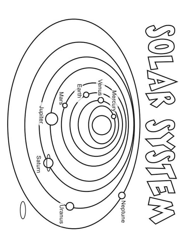 solar system pictures to colour solar system coloring pages coloring pages to download pictures system colour solar to