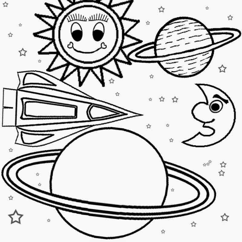 solar system pictures to colour solar system coloring pages coloring pages to print pictures to solar colour system