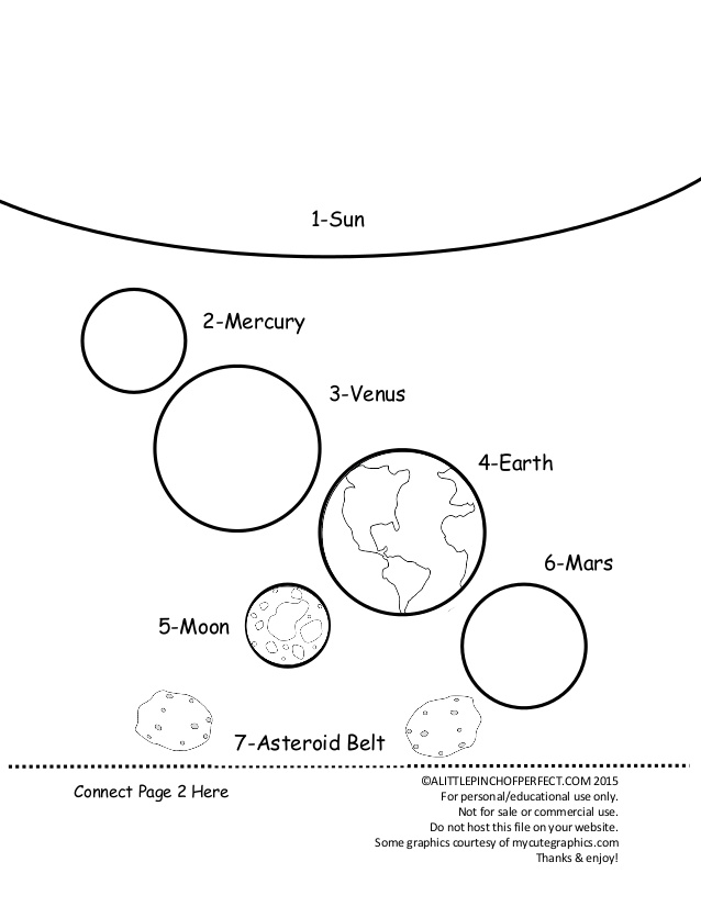 solar system pictures to colour solar system coloring pages free printable solar system solar colour system pictures to