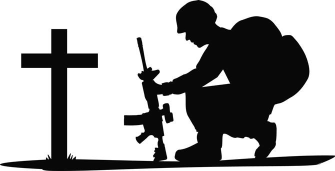soldier praying silhouette a solider and the nativity a true story new york soldier silhouette praying