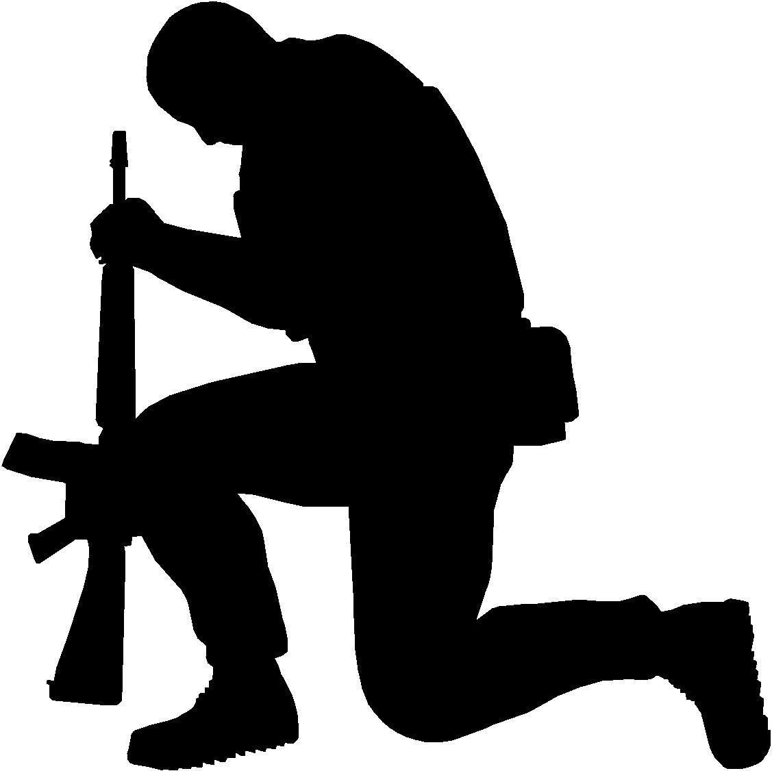 soldier praying silhouette silhouette of a soldier kneeling photograph by oleg zabielin silhouette praying soldier