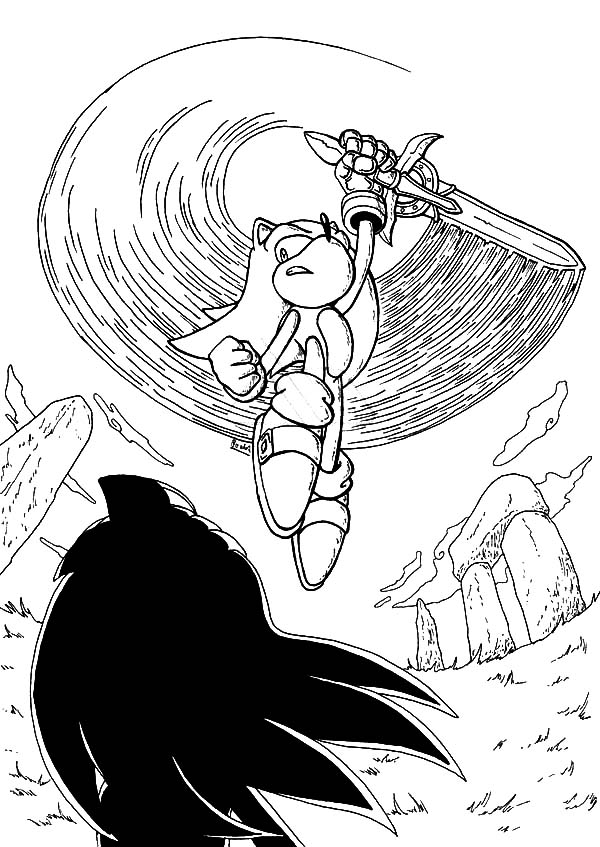 sonic knuckles coloring pages knuckles coloring pages divyajananiorg pages sonic coloring knuckles