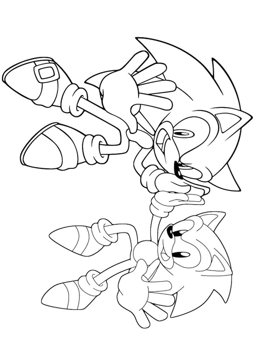 sonic printable free printable sonic the hedgehog coloring pages for kids sonic printable