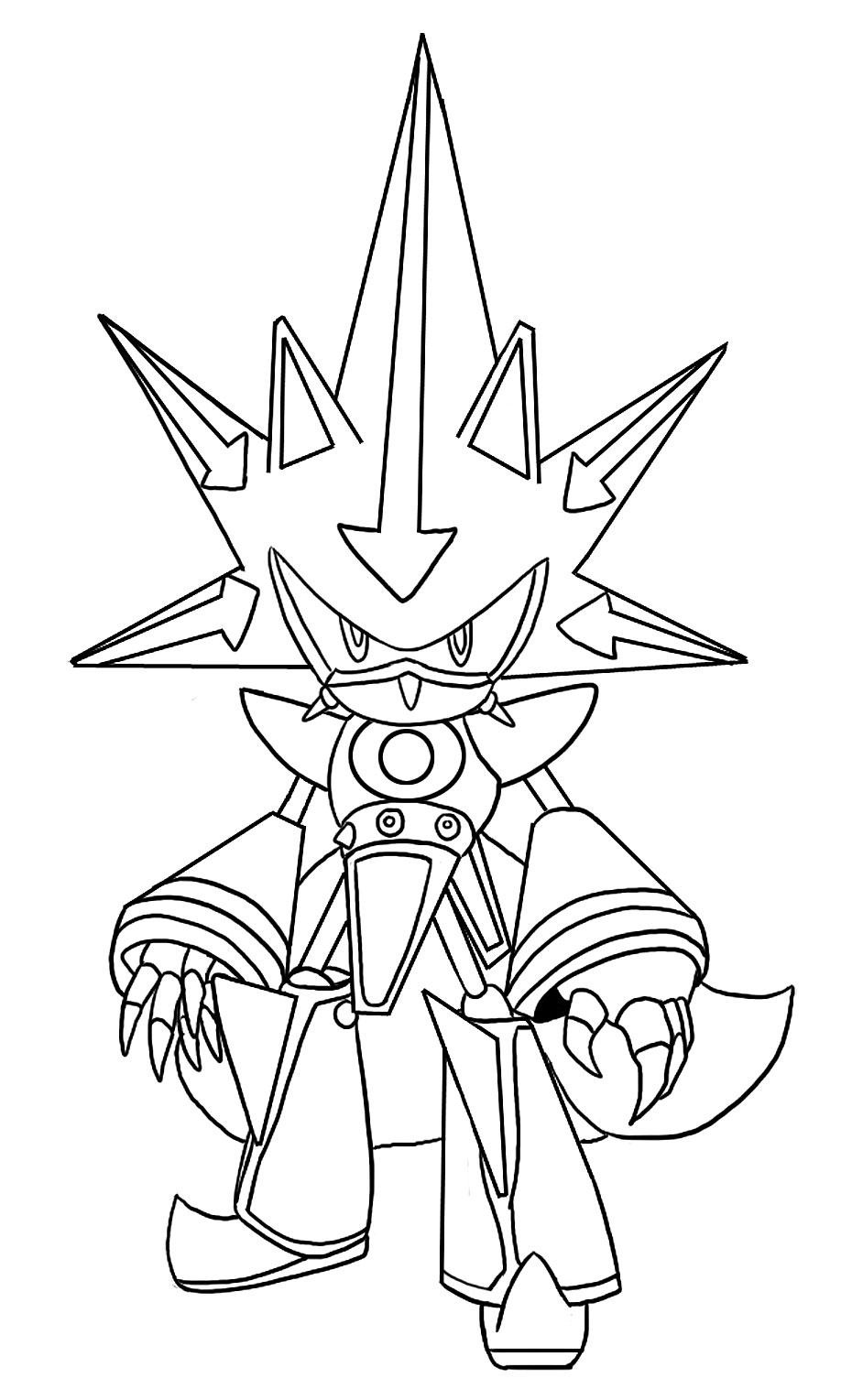sonic printable free printable sonic the hedgehog coloring pages for kids sonic printable 1 1