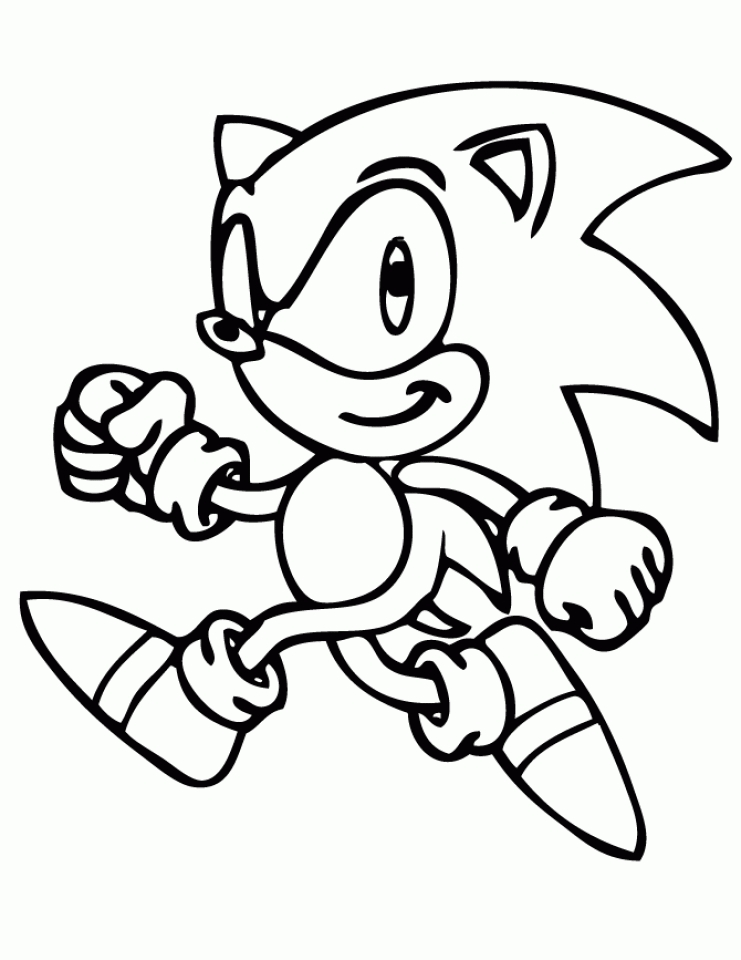 sonic printable get this printable sonic coloring pages 237382 sonic printable