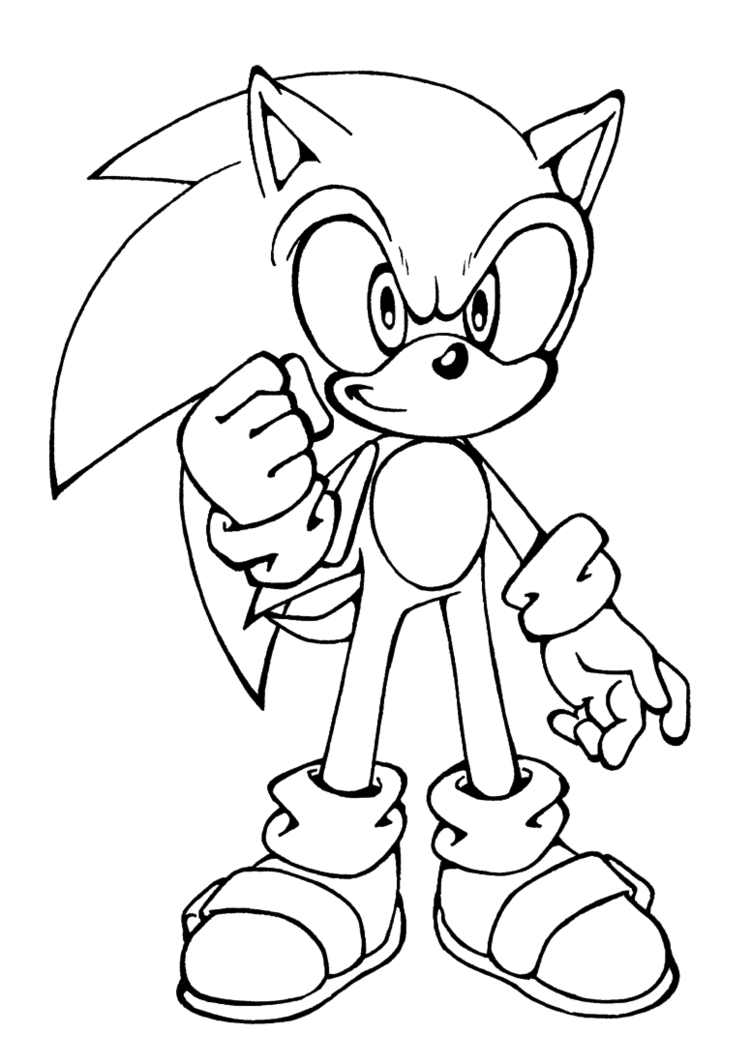 sonic printable sonic for kids sonic kids coloring pages sonic printable