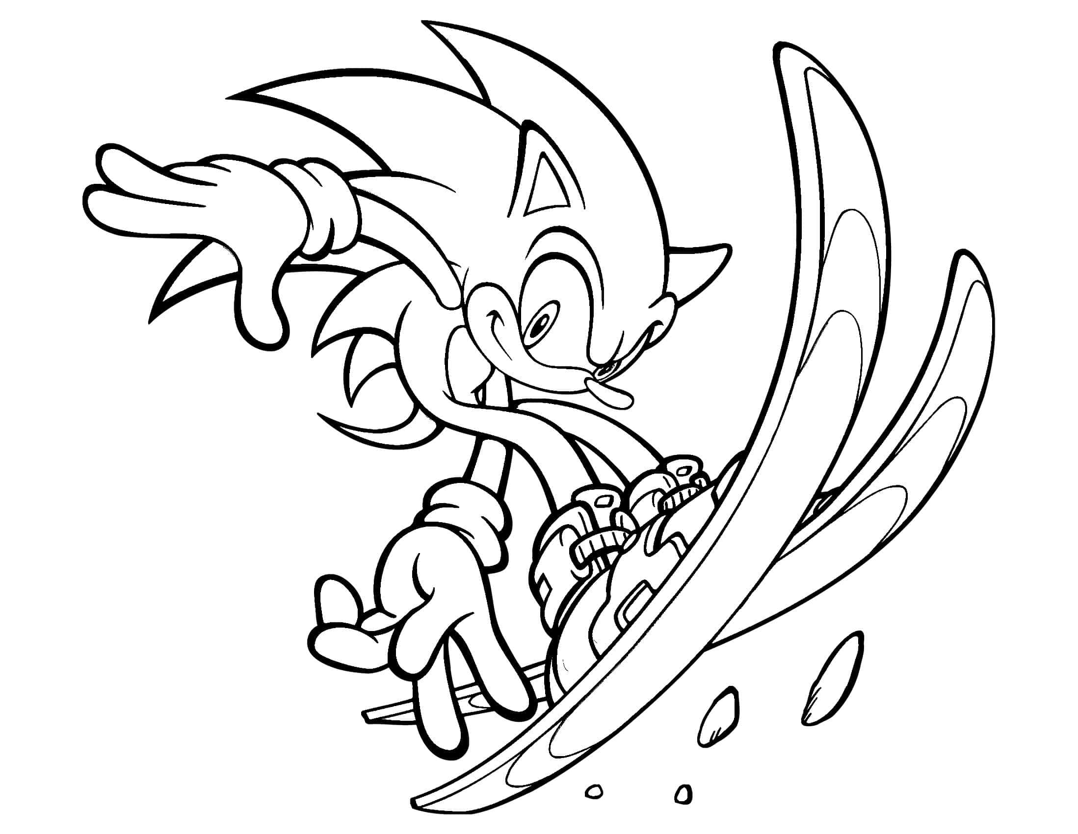 sonic printable sonic to download sonic kids coloring pages sonic printable