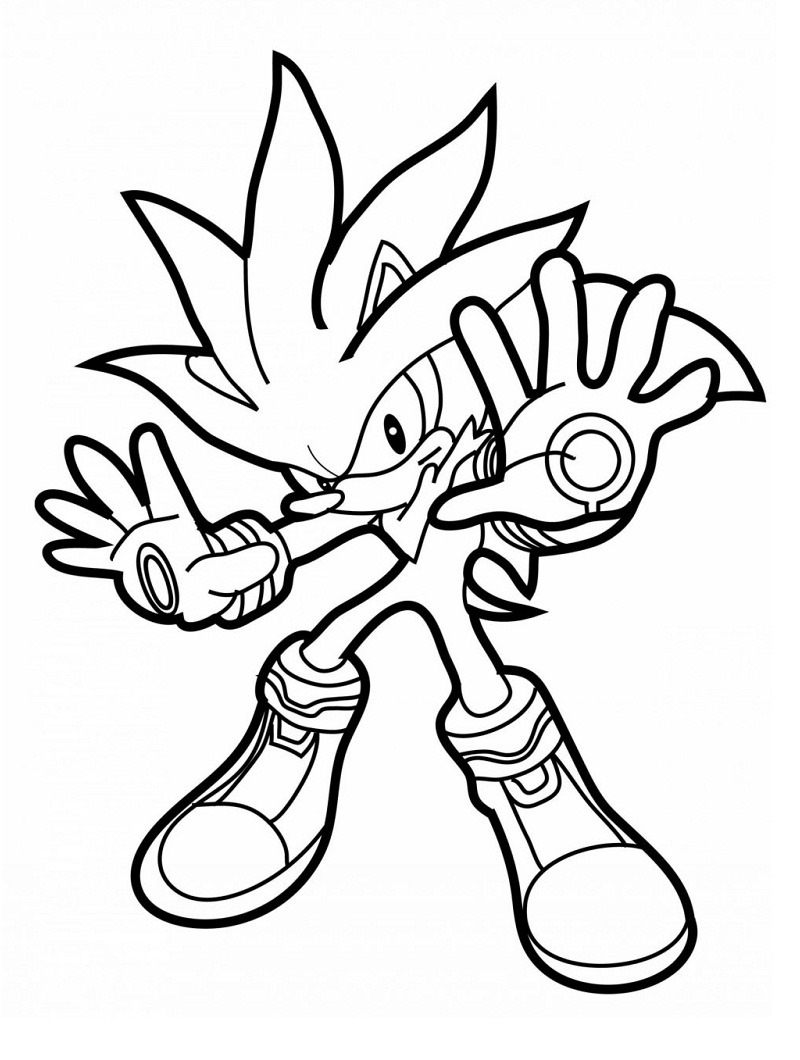 sonic printable top 20 printable sonic the hedgehog coloring pages printable sonic