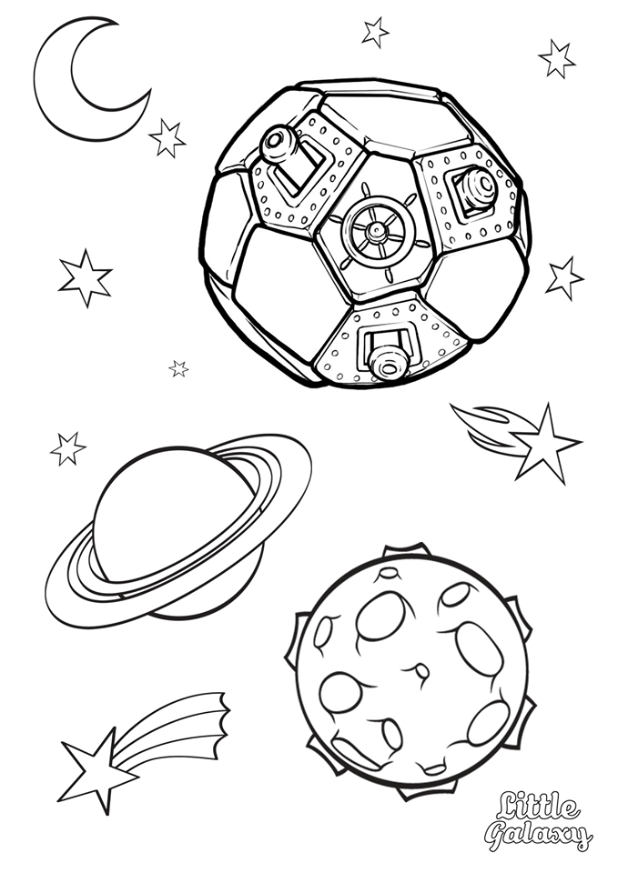 space printable coloring pages space colouring pages from little galaxy in the playroom pages space printable coloring