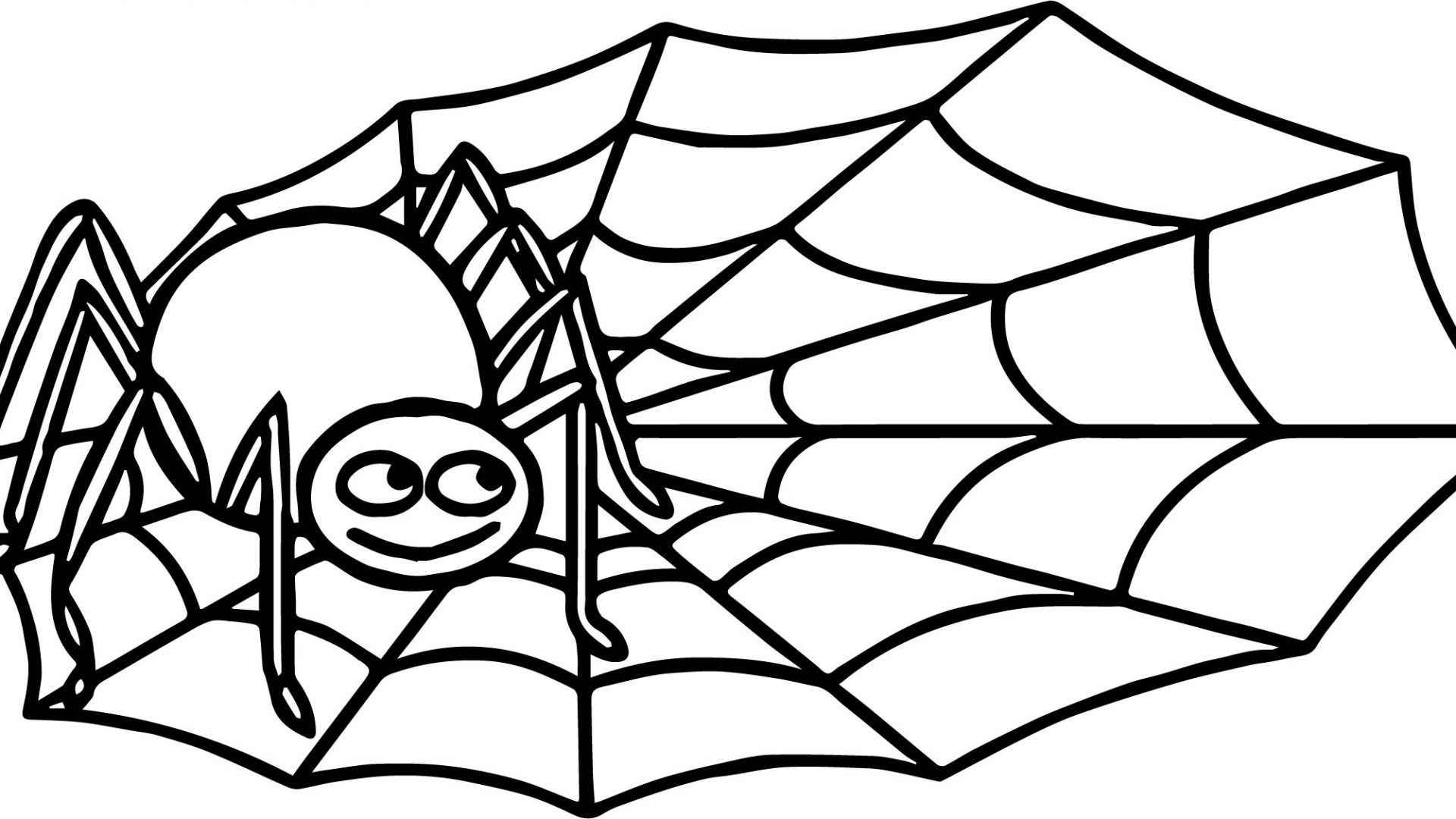 spider coloring book cartoon spider coloring pages at getdrawings free download coloring spider book