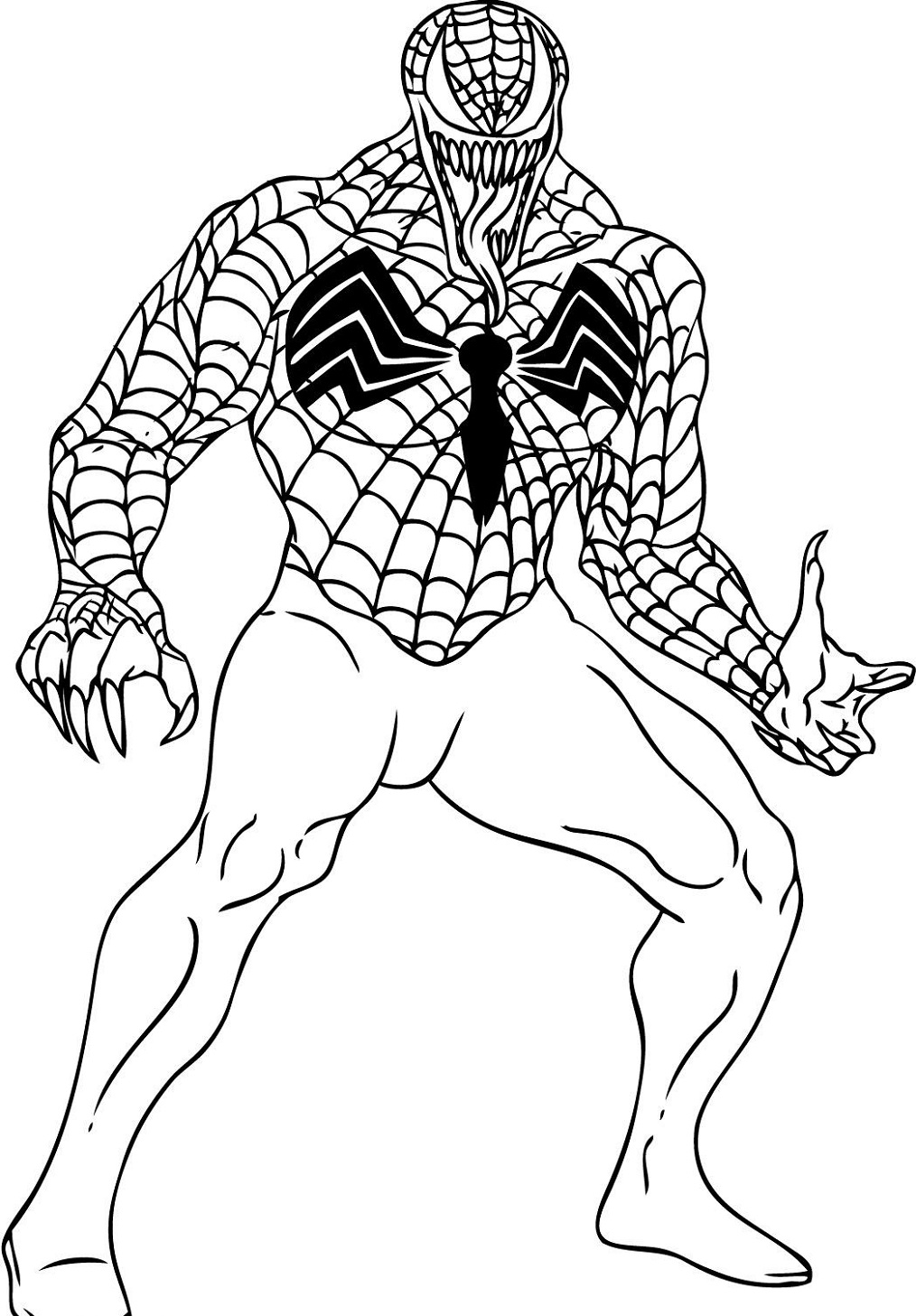spider man coloring spiderman coloring pages for boys educative printable spider man coloring 1 1