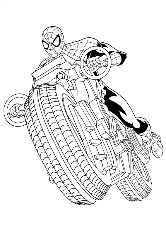 spiderman car coloring pages spiderman and lightning mcqueen with new year 2018 tree pages car coloring spiderman