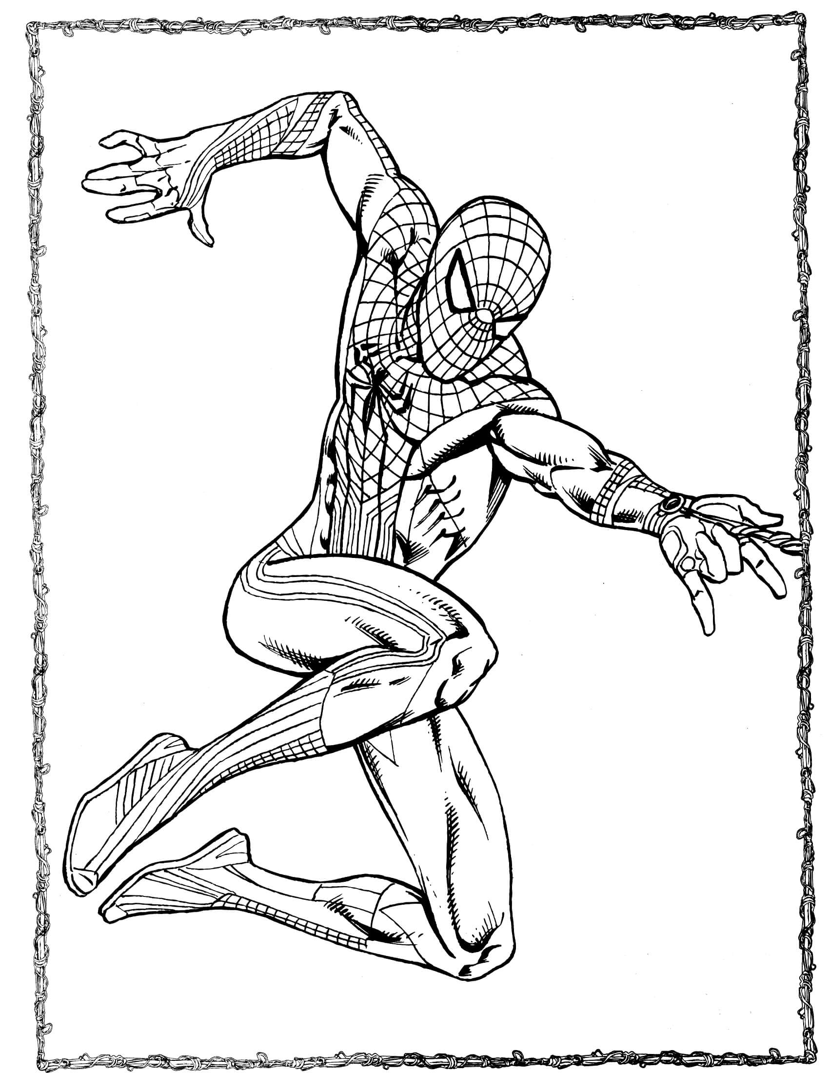 spiderman car coloring pages spiderman driving motorcycle coloring page free car coloring pages spiderman