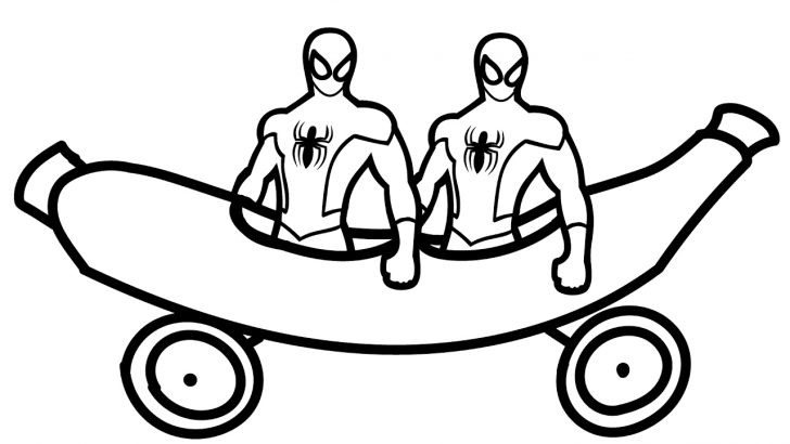 spiderman car coloring pages spiderman saves coloring pages pages coloring car spiderman