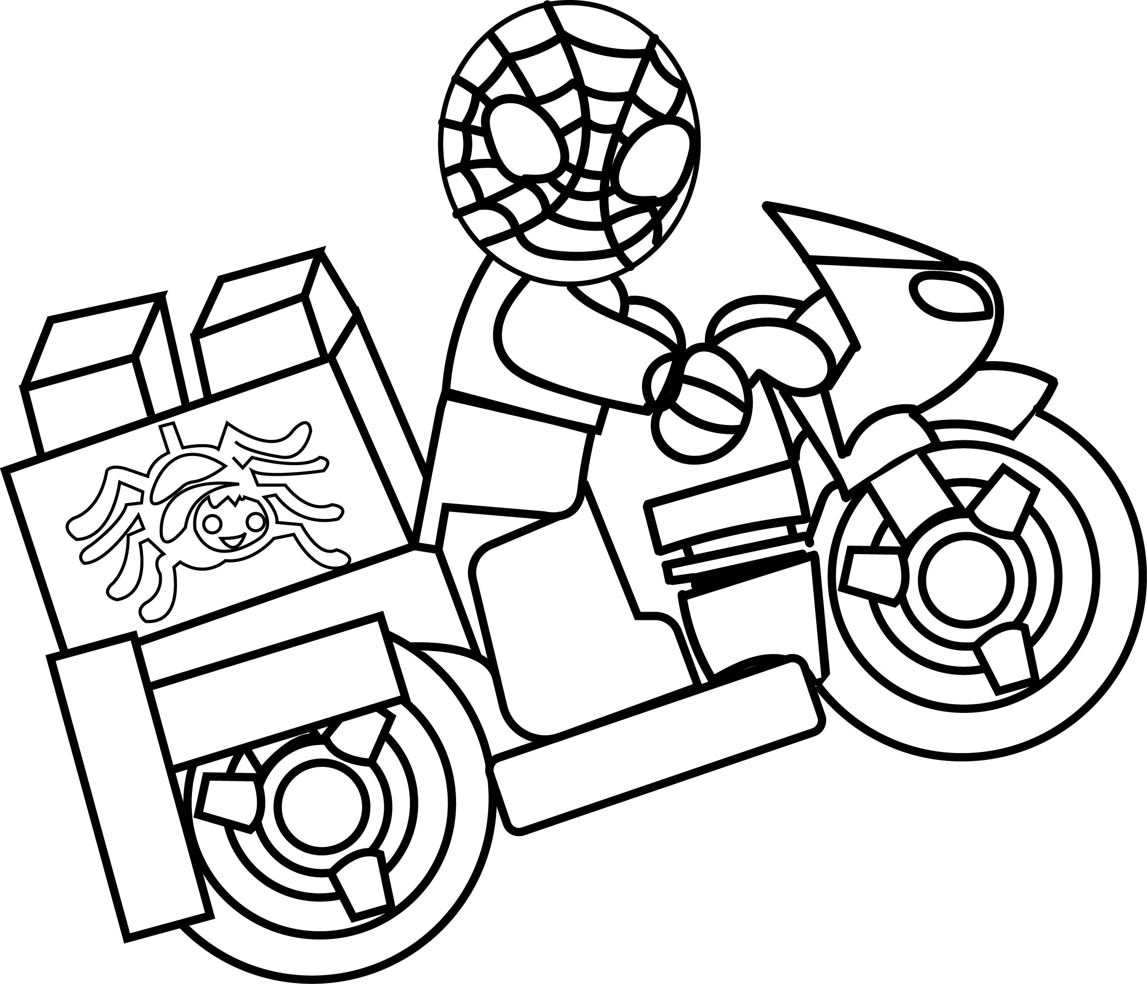 spiderman car coloring pages spidermans car free coloring pages car spiderman pages coloring
