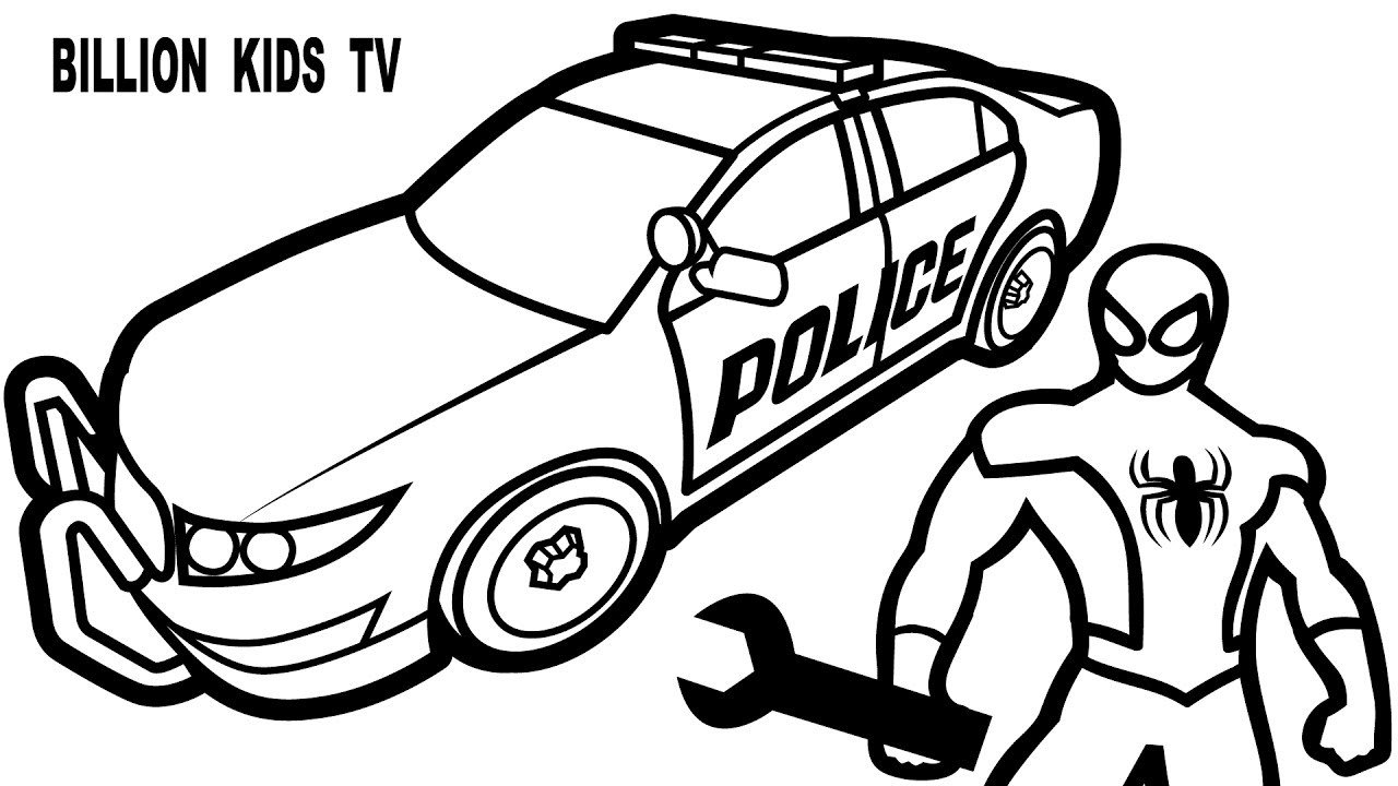 spiderman car coloring pages the best free repair coloring page images download from coloring car spiderman pages