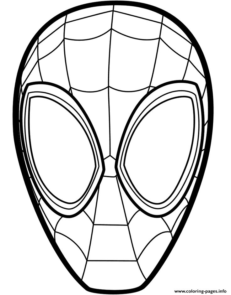 spiderman mask coloring 50 wonderful spiderman coloring pages your toddler will love coloring spiderman mask