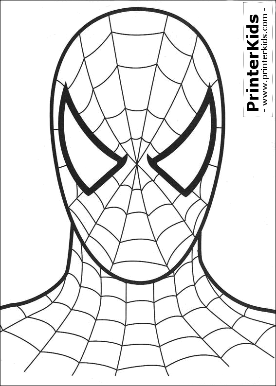 spiderman mask coloring spiderman printable mask the kids are having so much fun spiderman mask coloring