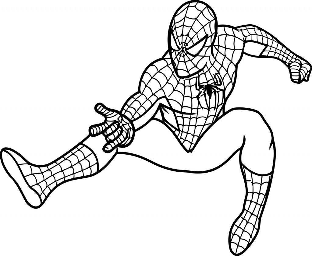 spiderman outline spiderman outline drawing at getdrawings free download outline spiderman 1 5