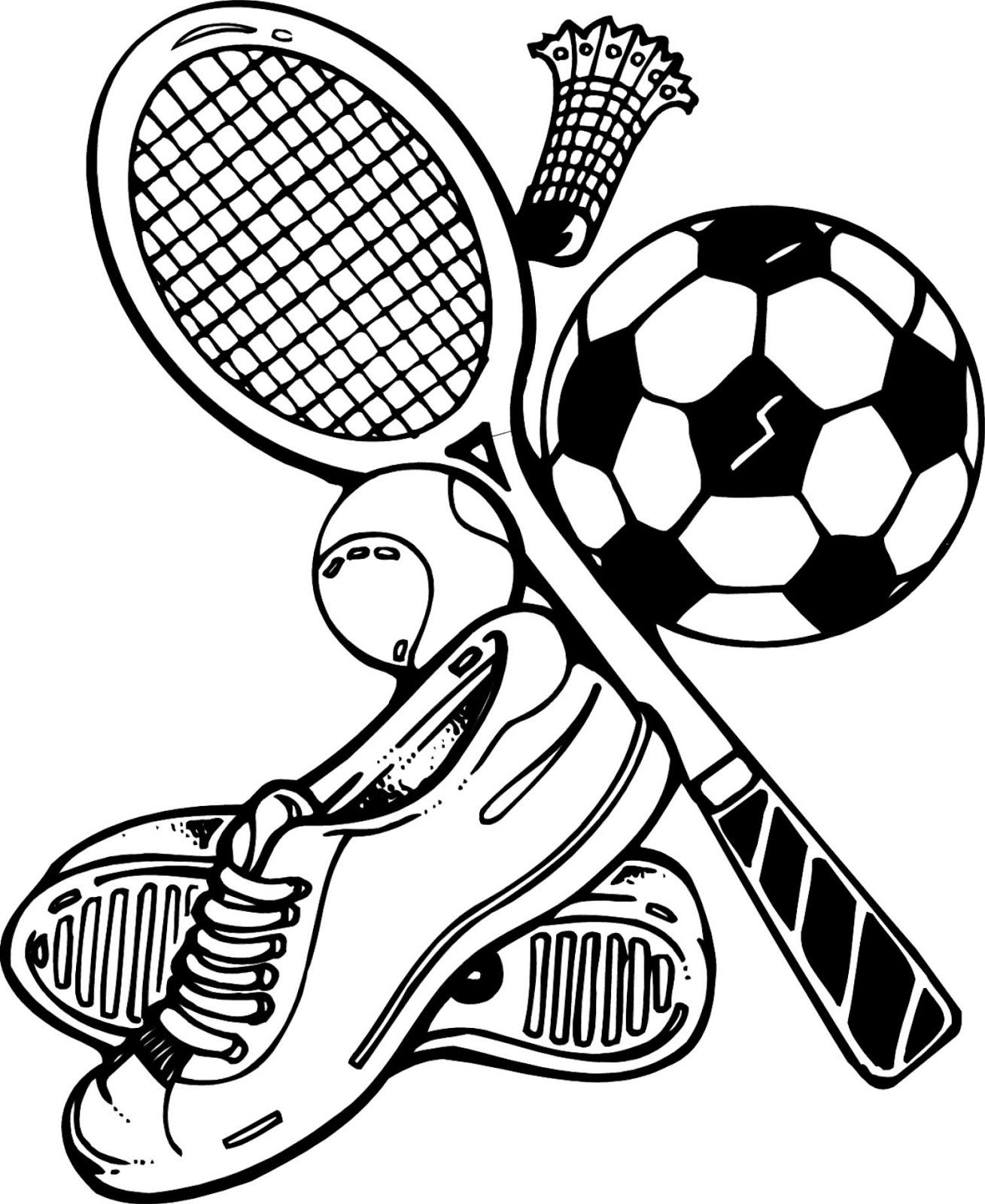 sports colouring pictures free printable sports coloring pages for kids pictures colouring sports