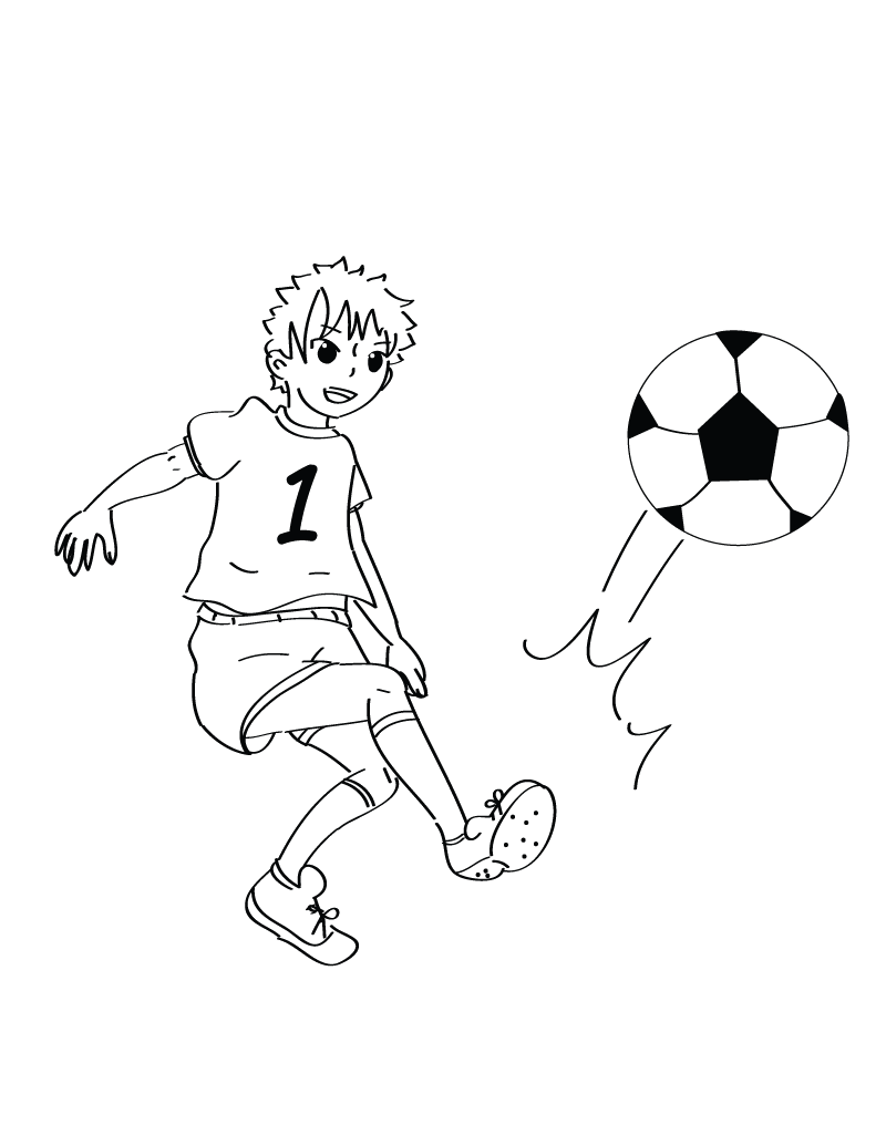 sports colouring pictures sports photograph coloring pages kids soccer ball pictures sports colouring