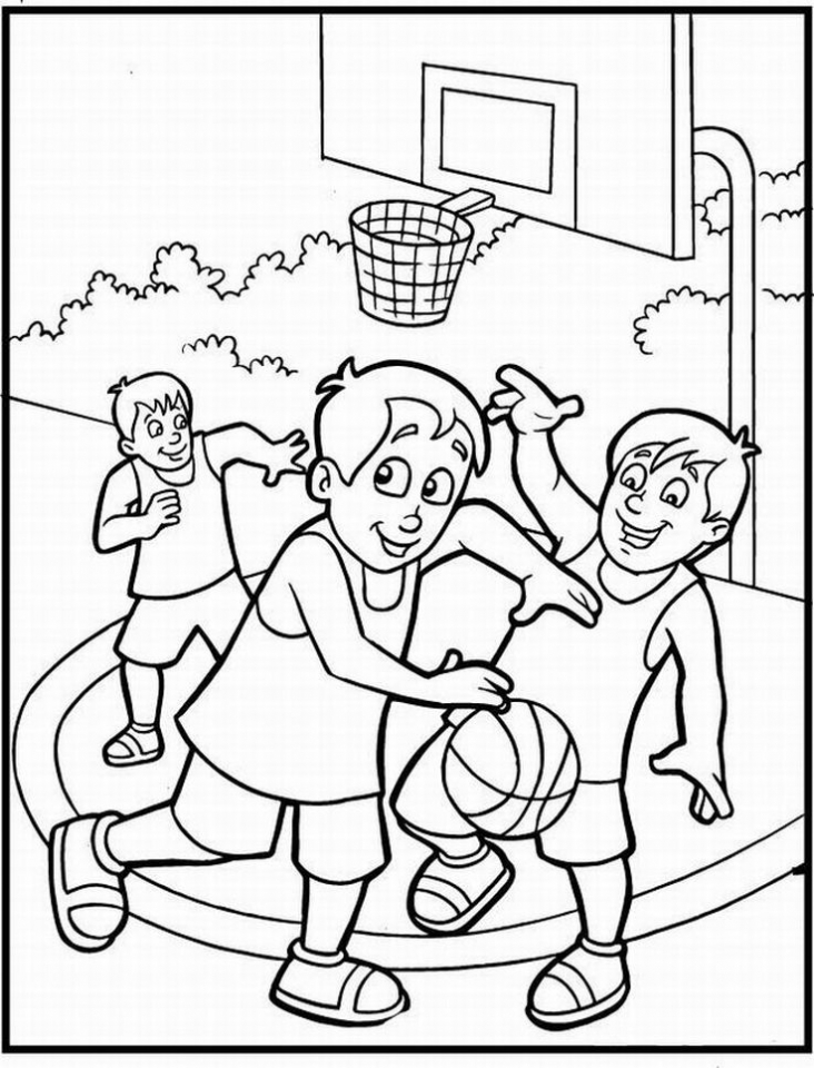 sports colouring pictures volleyball5 sports coloring pages coloring page book for sports pictures colouring