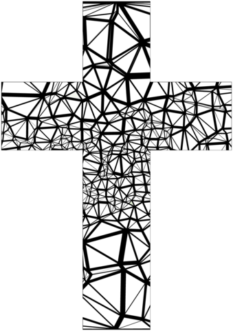 stained glass cross coloring page stained glass cross coloring page at getcoloringscom glass stained coloring cross page