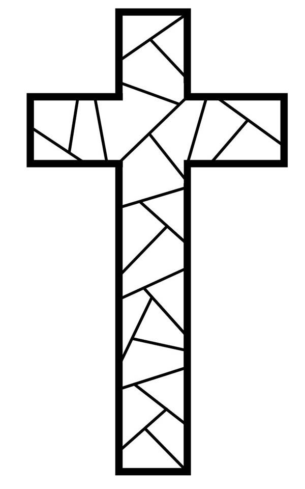 stained glass cross coloring page stained glass cross digital stamp sweet 39n sassy stamps glass cross page coloring stained