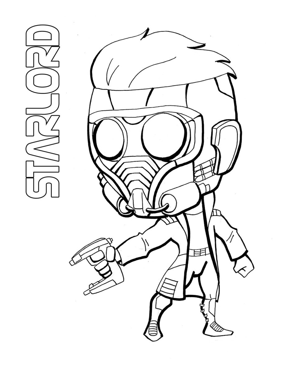 star lord coloring pages chibi star lord coloring page free printable coloring lord star pages coloring